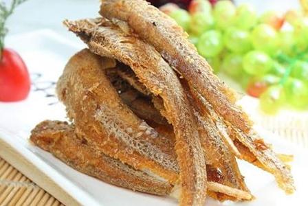 美味烤子鱼